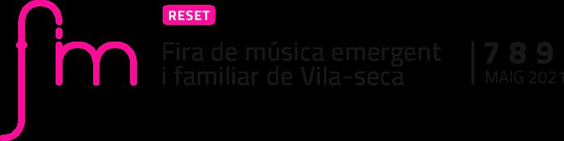 FiM – Fira de música emergent i familiar de Vila-seca logo