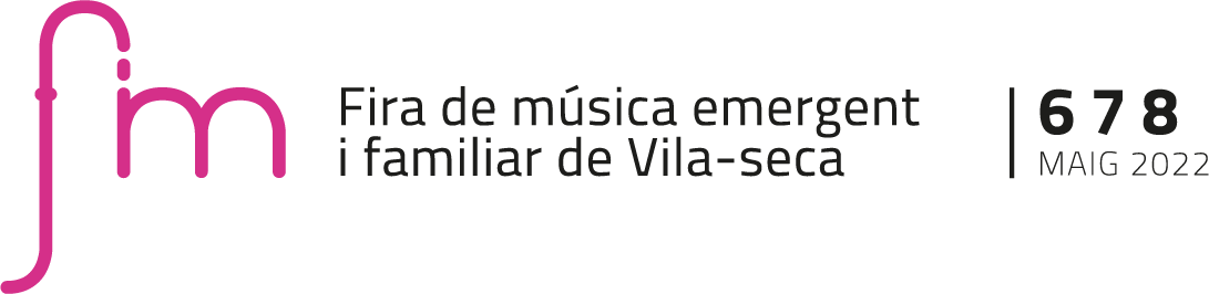Fira de música emergent i familiar de Vila-seca logo